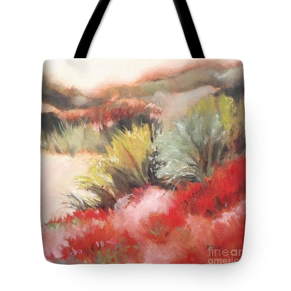 Soft Dunes 2 Tote Bag