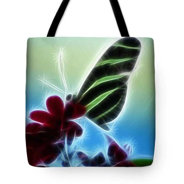 Soft Landing Tote Bag