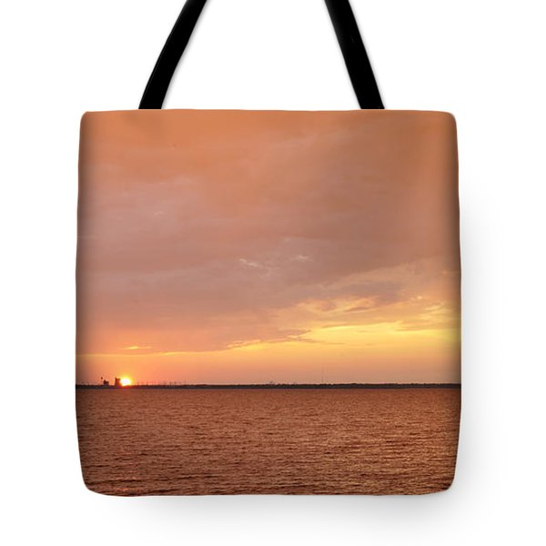 Soft Light Tote Bag