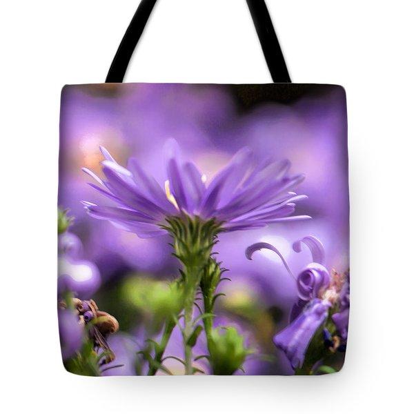 Soft Lilac Tote Bag