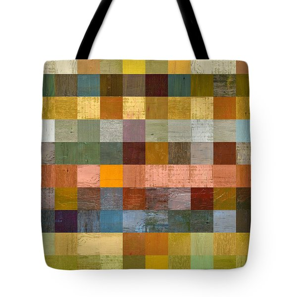 Soft Palette Rustic Wood Series Lv  Tote Bag