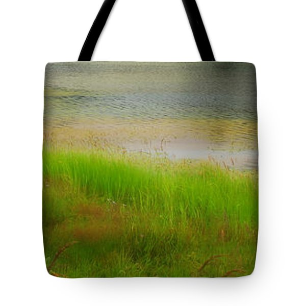 Soft Romance - Textured Tote Bag