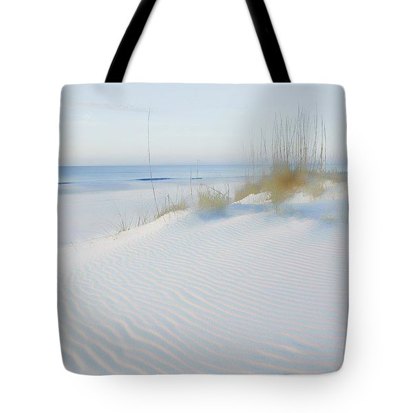 Soft Sandy Beach Tote Bag