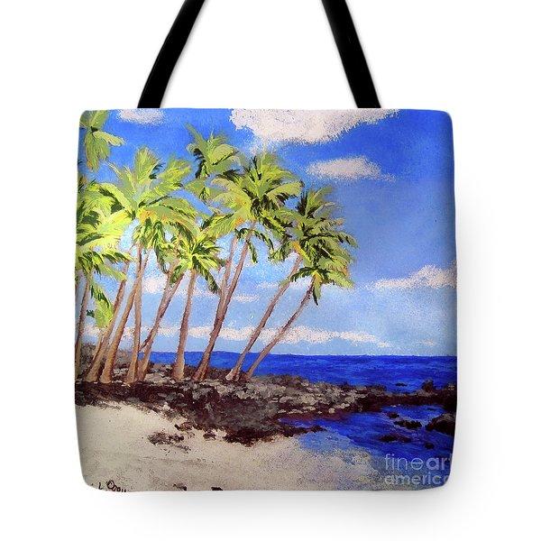 Soft Seabreeze Tote Bag by Susan Plenzick