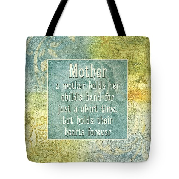 Soft Spa Mother's Day 1 Tote Bag