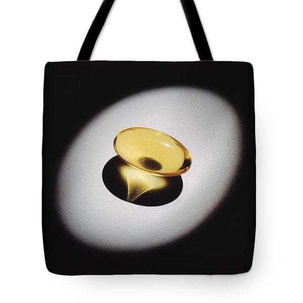Softgel Tote Bag
