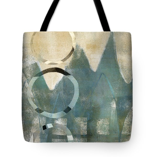 Softly Faded Tote Bag