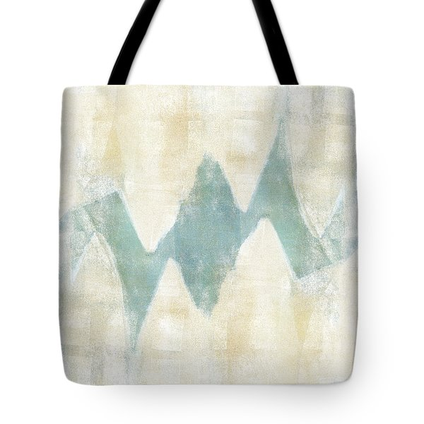 Softly Green 1 Tote Bag