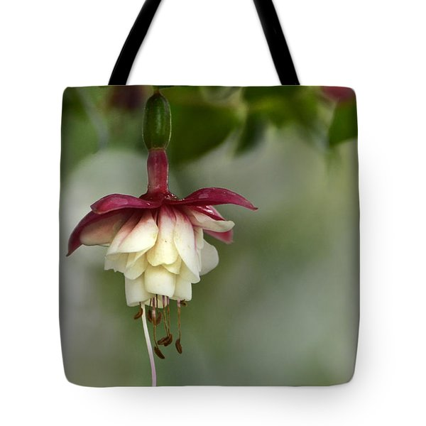 Softly Hanging Tote Bag by Ann Bridges