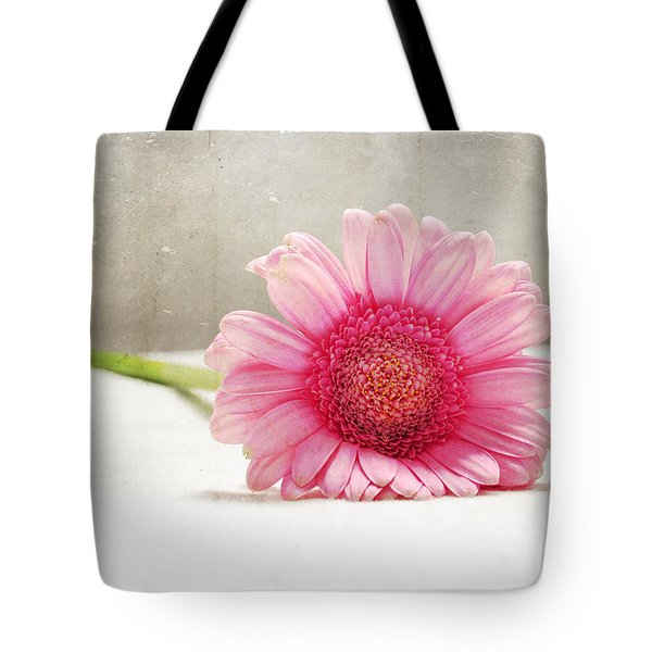 Softness In Pink Tote Bag