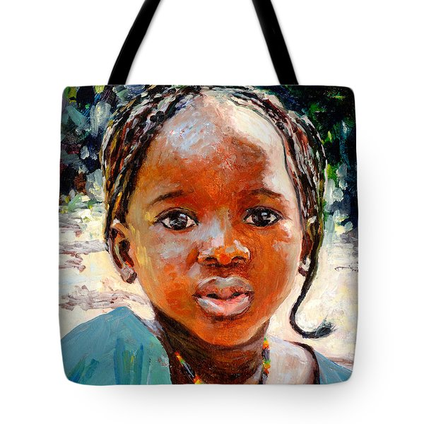 Sokoro Tote Bag by Tilly Willis