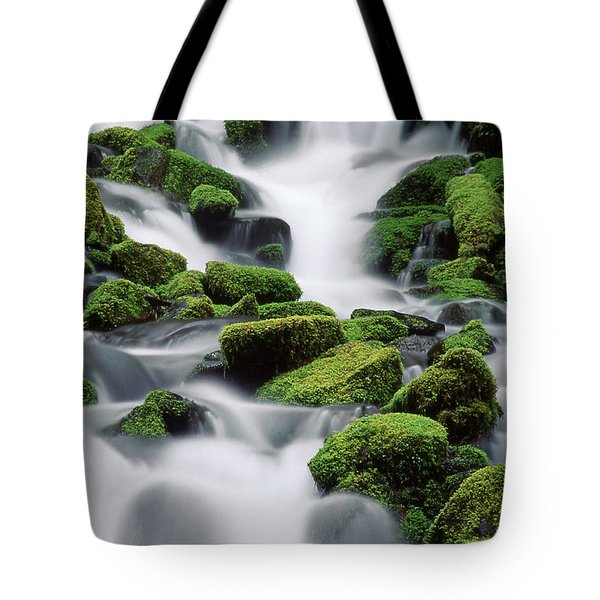 Sol Duc Stream Tote Bag