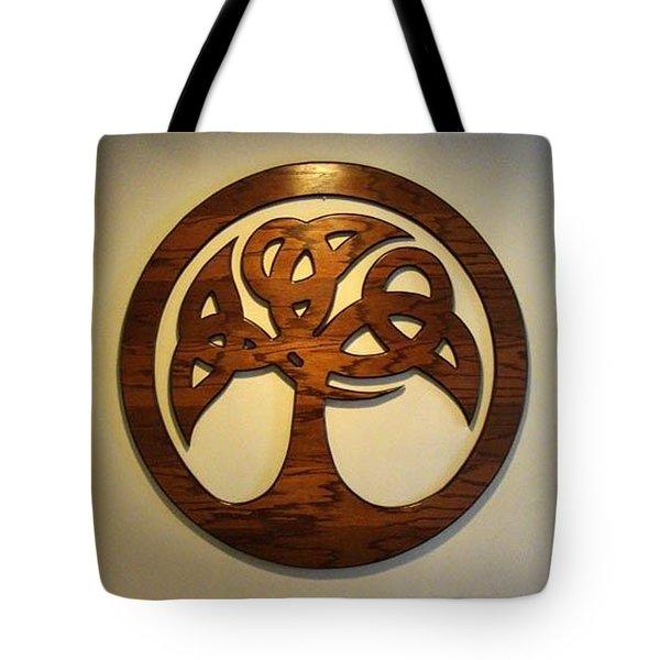 Sol Tree Tote Bag