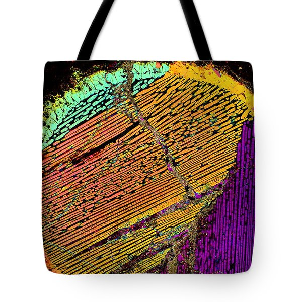 Solar Activity Tote Bag