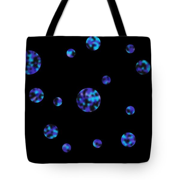 Solar System II Tote Bag