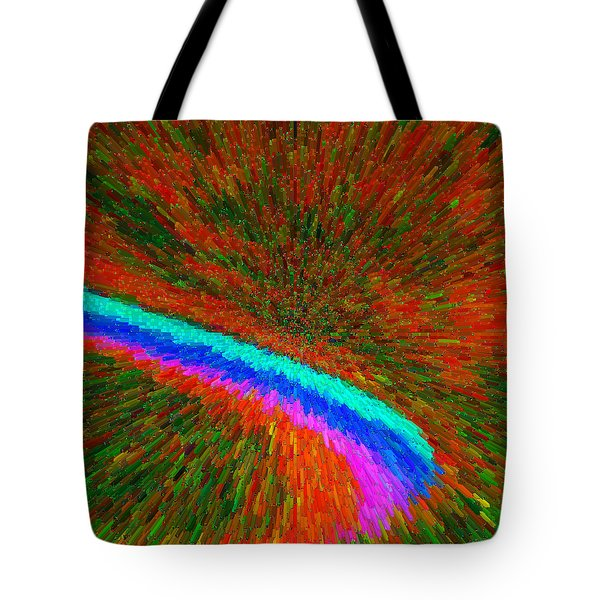 Solar Winds C2014 Tote Bag