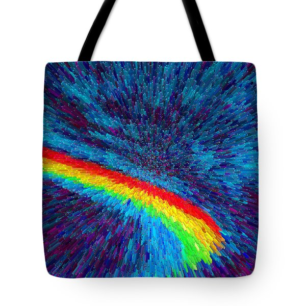 Solar Winds II C2014 Tote Bag