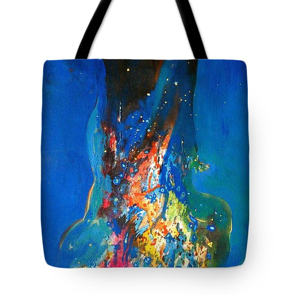 Sold To Buyer Susie London Tote Bag