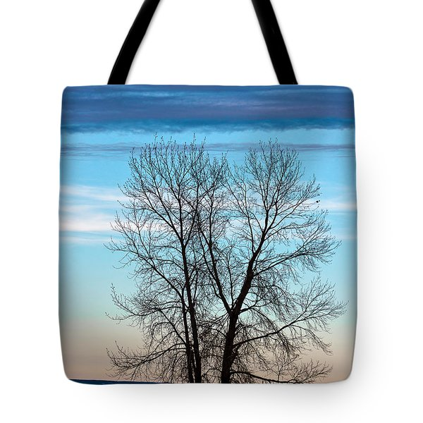 Soldier Creek Sunset Tote Bag