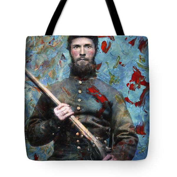 Soldier Fellow 2 Tote Bag