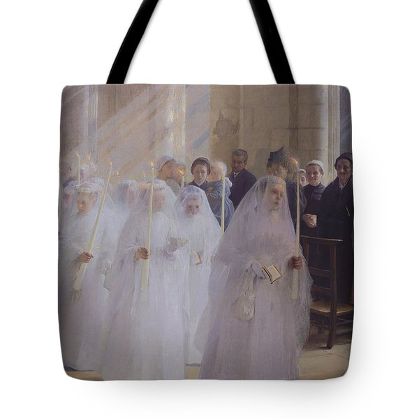 Solemn Communion Tote Bag
