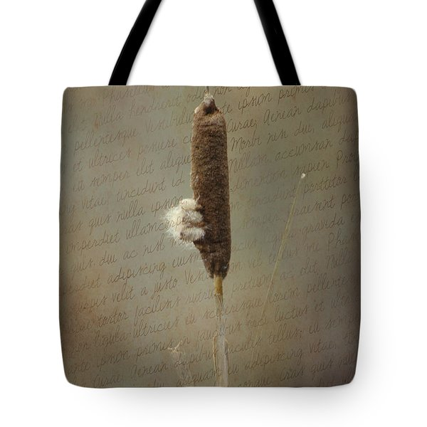 Soliloquy Tote Bag