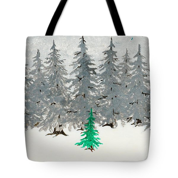 Solitary Tote Bag by Stefanie Forck