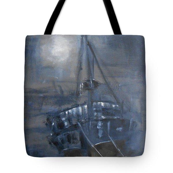 Solitude 4 Tote Bag