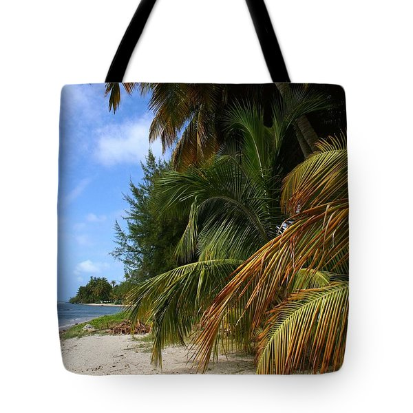 Nude Beach Tote Bag