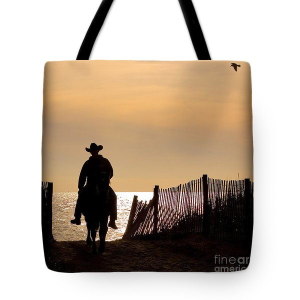 Tote Bag featuring the photograph Solitude by Carol Lynn Coronios