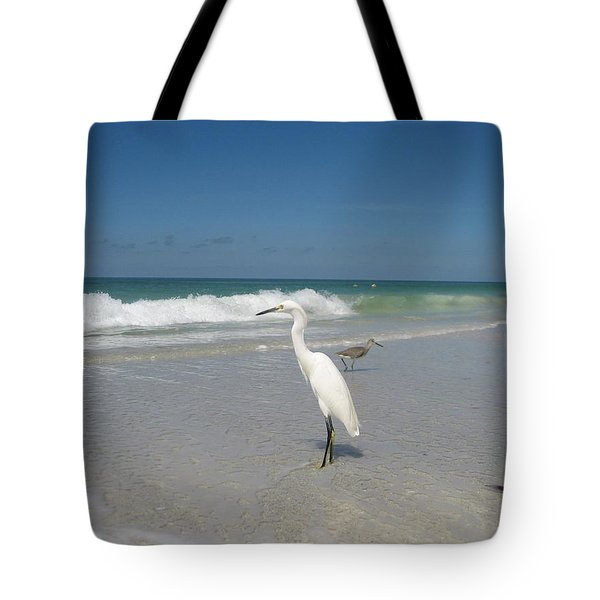 Tote Bag featuring the photograph Solitude by Jean Marie Maggi