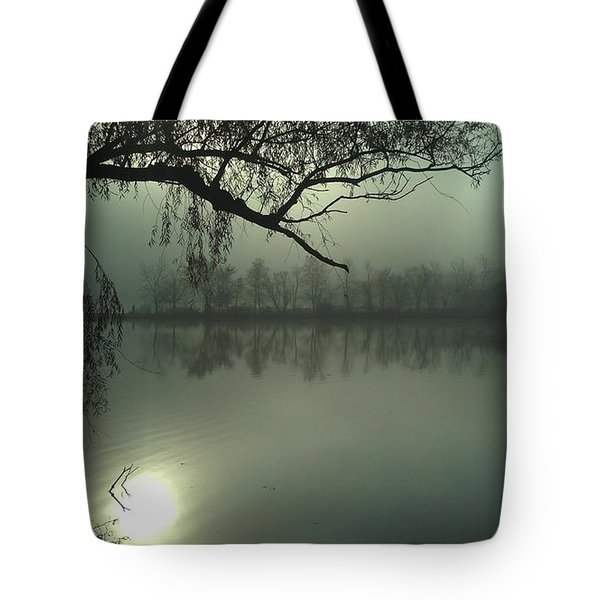 Solitude Tote Bag by Joe Faherty