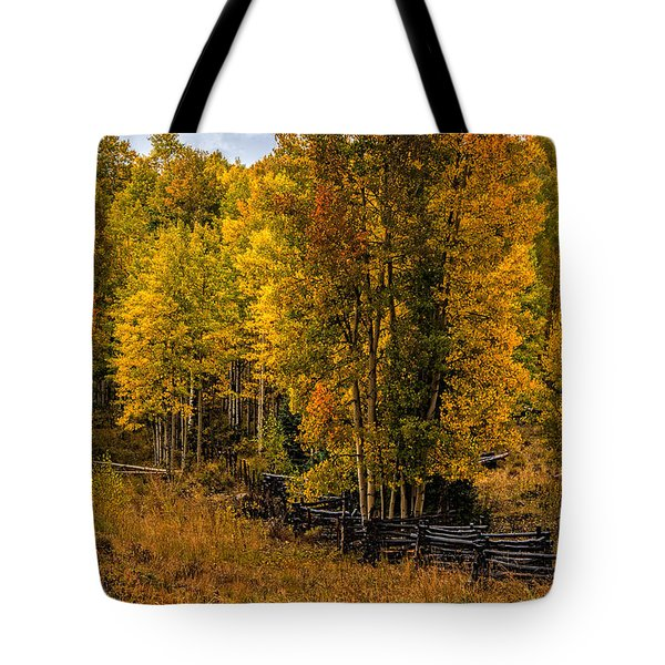 Tote Bag featuring the photograph Solitude by Ken Smith