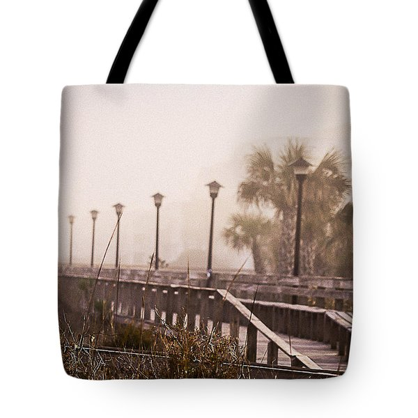 Solitude  Tote Bag by Mary Ward