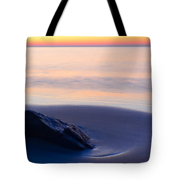 Solitude Singing Beach Tote Bag