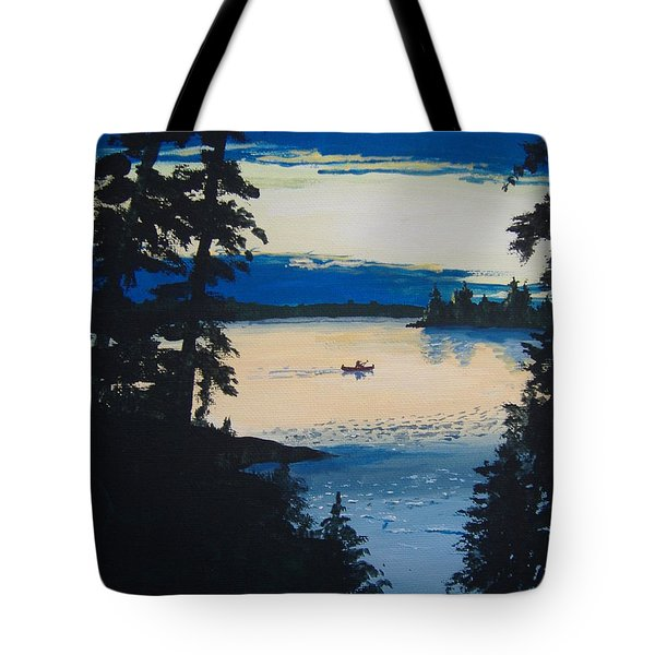 Solitude Tote Bag by Norm Starks