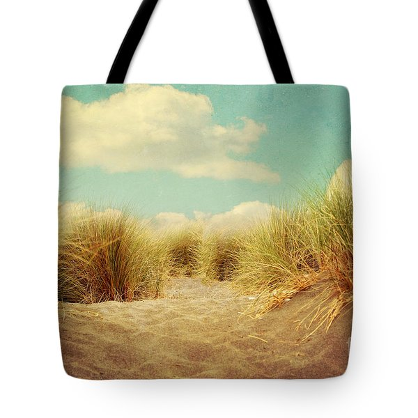 Solitude Tote Bag by Sylvia Cook