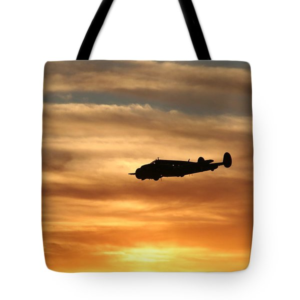 Tote Bag featuring the photograph Solo by David S Reynolds