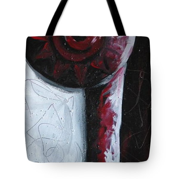 Solo Indian Tote Bag by Lance Headlee