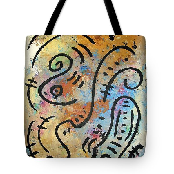 Solstice Tote Bag by Venus