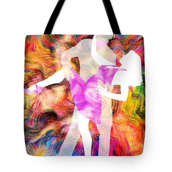 Some Like It Hot 1 Tote Bag by Angelina Vick