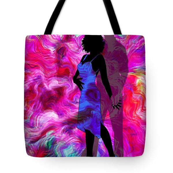 Some Like It Hot 2 Part 2 Tote Bag by Angelina Vick