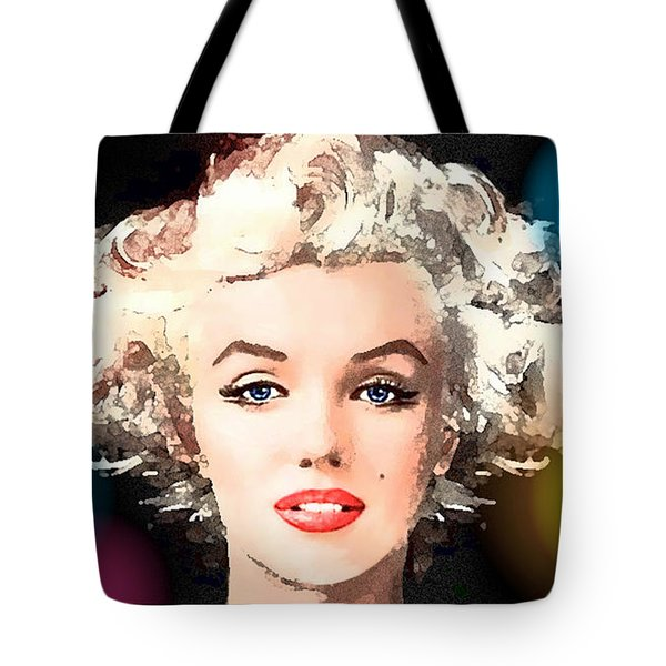 Marilyn - Some Like It Hot Tote Bag