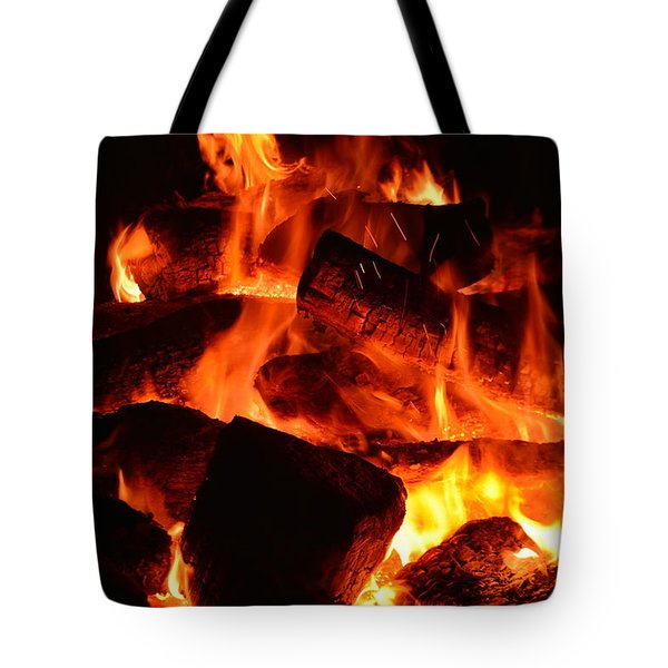 Tote Bag featuring the photograph Some Like It Hot by Lisa Wooten