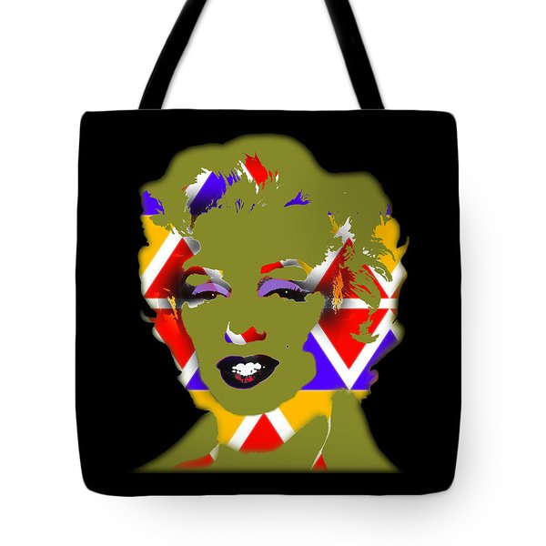 Some Like It Native Tote Bag by Charles Stuart