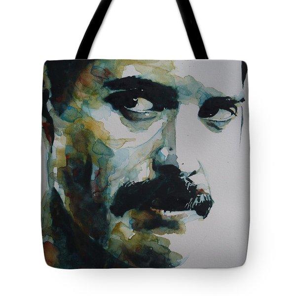 Freddie Mercury Tote Bag
