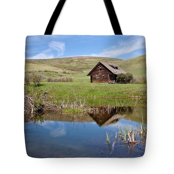 Tote Bag featuring the photograph Somebody's Dream by Jack Bell