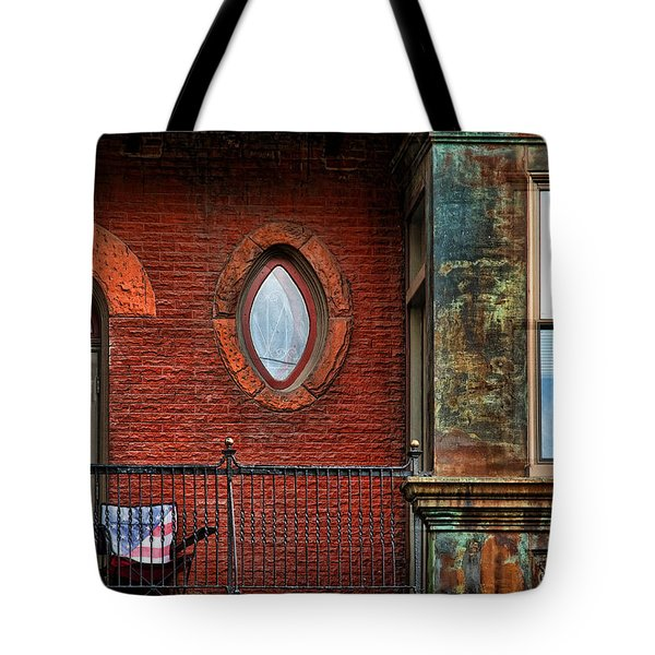 Somebody's Heaven  Tote Bag by Joanna Madloch