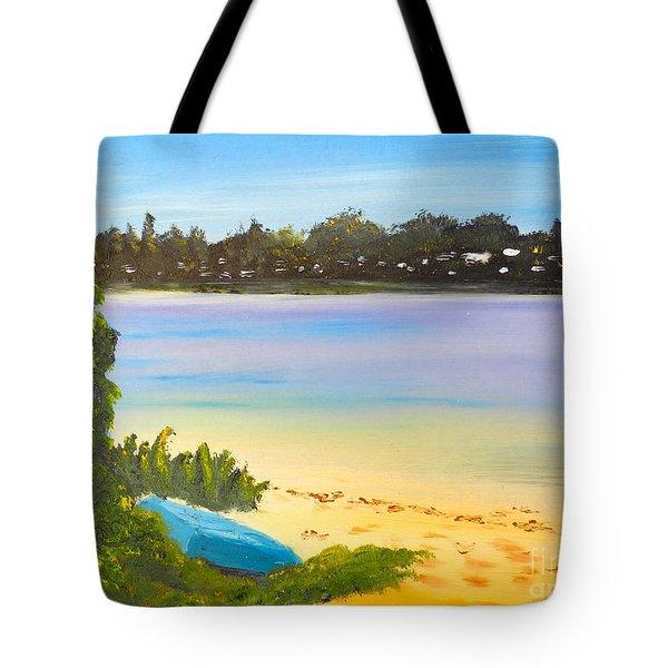 Somento Victoria Australia Tote Bag by Pamela  Meredith