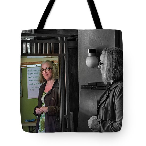 Something Better Tote Bag